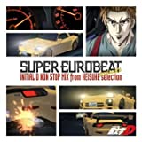 Initial d Non-Stop Mix from Ke by Soundtrack (2007-01-30)