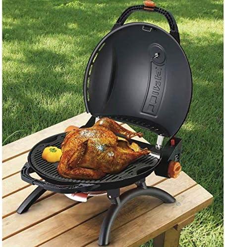 EuroCarry O Grill 3000 29055 Barbecue Grill à gaz Idéal pour