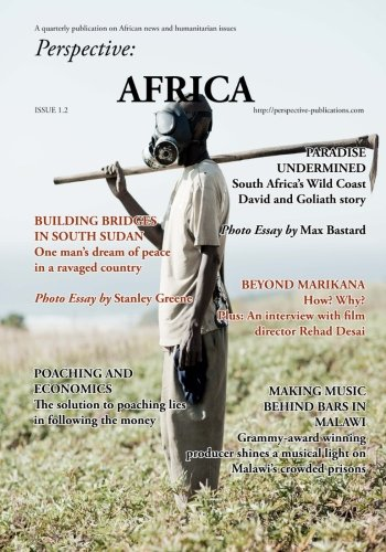 Book cover from Perspective: Africa (March 2016): A full color quarterly journal on Africa by Leigh Barrett