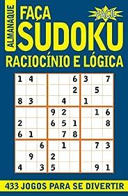 Almanaque Faça Sudoku - Fácil: Raciocínio e Lógica
