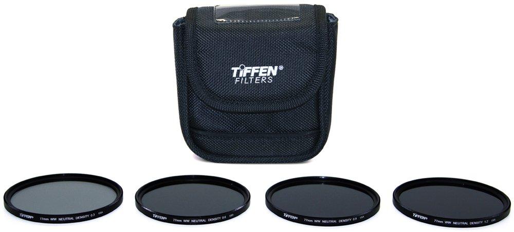 Tiffen Filter Kit for Cameras – 77MM INDIE HV KIT