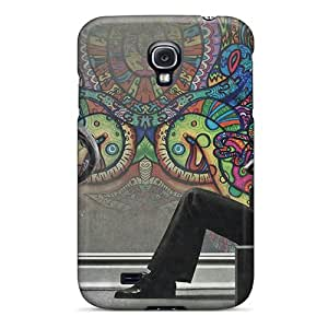 New Fashion Premium Tpu Case Cover For Galaxy S4 - Venom Needs A Tictac