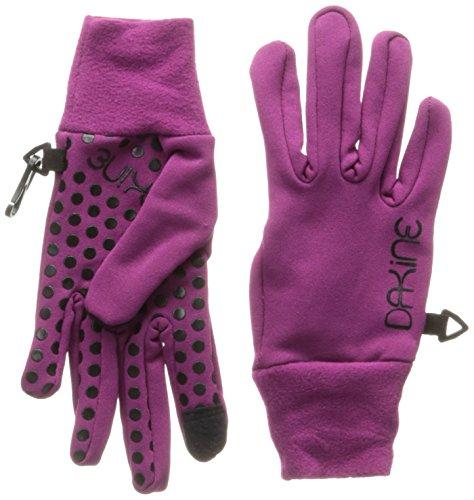 Dakine Women's Storm Liner Glove, Berry, (Dakine Storm Glove Liner)