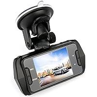Dash Camera For cars dvr Dash Cam Full HD 1080P 2.4 Inch LCD 140 Wide Angle Video Recorder Night Vision 1 LED fill light NO G-Sensor Vehicle Portable Mini Dashboard Black Box loop Recording