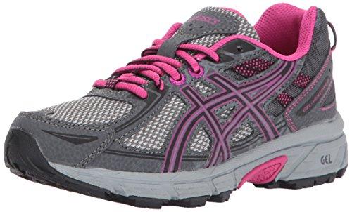 1068e1d76386 Galleon - ASICS Unisex-Kids Gel-Venture 6 GS Running Shoe