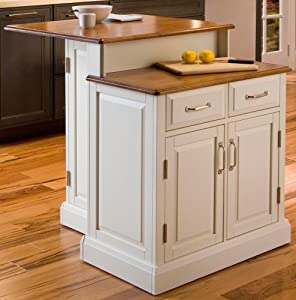 two tier kitchen island home styles 5010 94 woodbridge 2 tier kitchen 22466