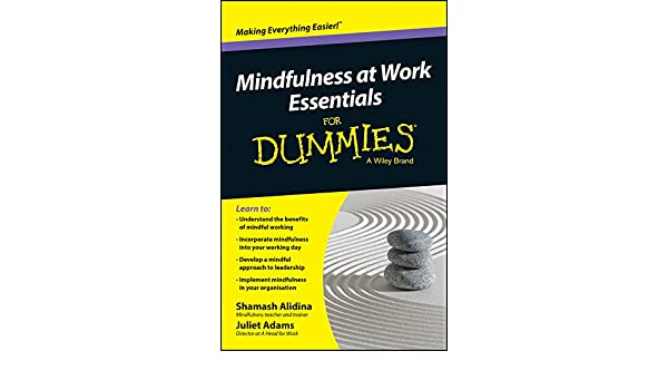 Mindfulness At Work Essentials For Dummies (English Edition ...