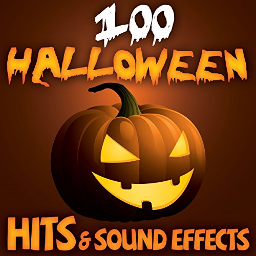 100 Halloween Hits & Sound Effects