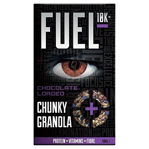 Fuel Granola Chocolate Loaded - 400g