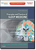 img - for Principles and Practice of Sleep Medicine: Expert Consult Premium Edition - Enhanced Online Features and Print, 5e by Meir H. Kryger MD. FRCPC (2010-12-02) book / textbook / text book