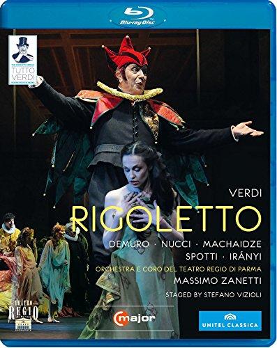 Massimo Zanetti - Rigoletto (Blu-ray)