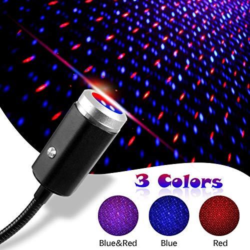 USB Night Light Star