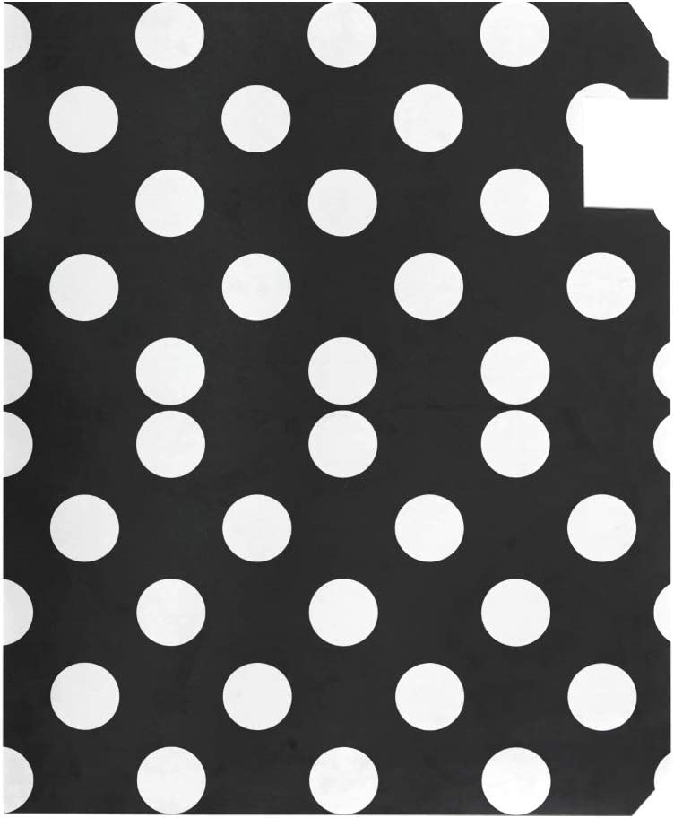 Standard Size 21 x 18 Mailbox Wrap Cover Home Garden Decoration AUUXVA JOYPRINT Magnetic Mailbox Cover Polka Dot Geometric Pattern