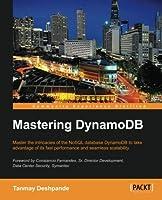 Mastering DynamoDB Front Cover