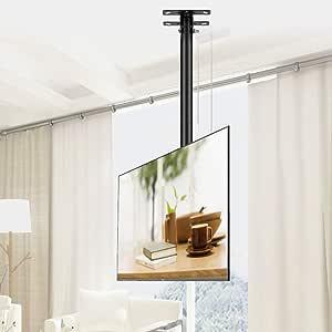 XDDan Montaje De TV De Techo Soporte, Universal Display Techo para TV 14-42