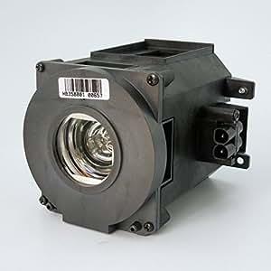 Maxii NP21LP COMPATIBLES Lámpara Bombilla con carcasa para COMPATIBLES NEC NP-PA500U/NP-PA500X/NP-PA5520W/NP-PA600X/PA500U, PA500X/PA550W/PA600X Proyector