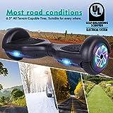 "UNI-SUN Hoverboard for Kids, 6.5"" Self Balancing"