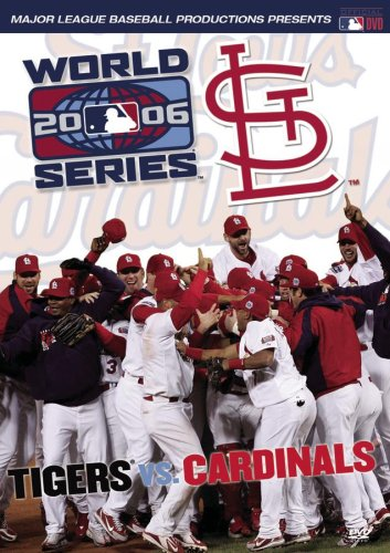 2006 World Series - Tigers vs. Cardinals (The Official Highlights MLB DVD Release) Detroit Tigers World Series