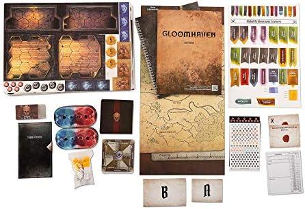 Cephalofair Games CPH00201 - Gloomhaven - 2. Edition - englisch