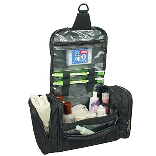 deluxe-travel-kit-w-hanger-luggage-accessories-personal-care-bag-black-free-return