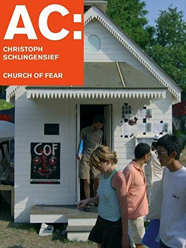 AC: Christoph Schlingensief. Church of Fear: Dt. /Engl. (AC: / DC: Museum Ludwig, Köln)