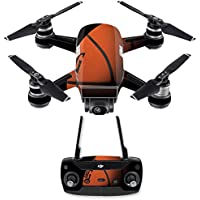 Skin for DJI Spark Mini Drone Combo - Gameball| MightySkins Protective, Durable, and Unique Vinyl Decal wrap cover | Easy To Apply, Remove, and Change Styles | Made in the USA