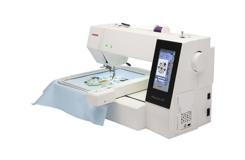 Janome Memory Craft 500E by Janome: Amazon.es: Hogar
