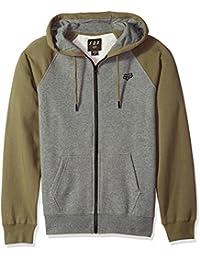 c7ba86b57a24 Men s Standard Fit Legacy Logo Zip Hooded Sweatshirt