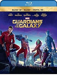 Guardians of the Galaxy [Blu-ray 3D + Blu-ray + Digital Copy] (Bilingual) (B00N1JQ2UO) | Amazon Products