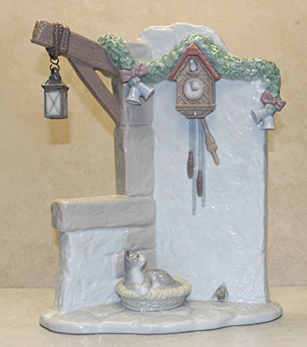 Lladro 6895, It's Almost Time (Santa's Workshop)