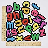 XHAOYEAHX Cute Magnetic Lowercase abc Fridge