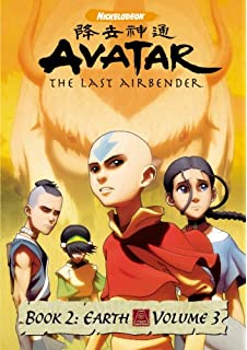 Amazon com: Avatar The Last Airbender - Book 1 Water, Vol  1
