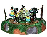 Lemax Spooky Town Day Of The Dead Parade Battery Operated # 44732