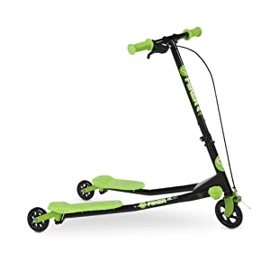 Yvolution Fliker Air A1 Push Swing Scooter