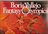 Boris Vallejo Fantasy Olympics 1987 Calendar by