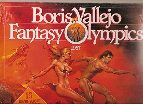 Boris Vallejo Fantasy Olympics 1987 Calendar by (Calendar)