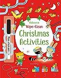 Wipe-Clean Christmas Activities (Wipe Clean Books)