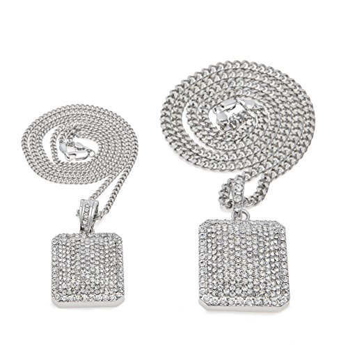 iced out hip hop jewelry - 7