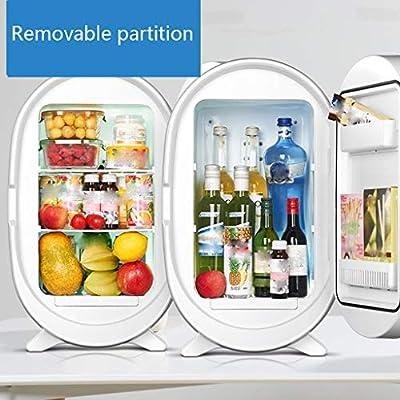 Mini nevera Refrigerador portátil con función de enfriamiento y ...