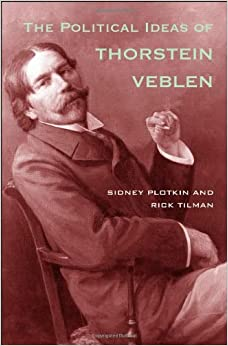 Book The Political Ideas of Thorstein Veblen