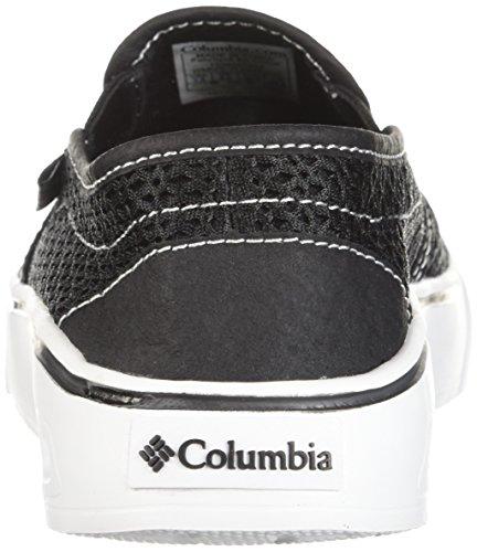 Columbia Vrouwen Spinner Vent Moc Water Schoen Zwart, Wit