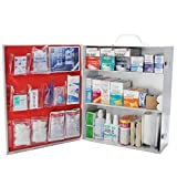 Osha First Aid Kit Class B Fill 3 Shelf Metal Kit