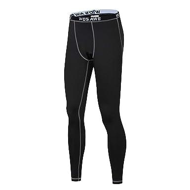 LFEU Pantalones Deportivos para Hombres Leggings para Correr ...