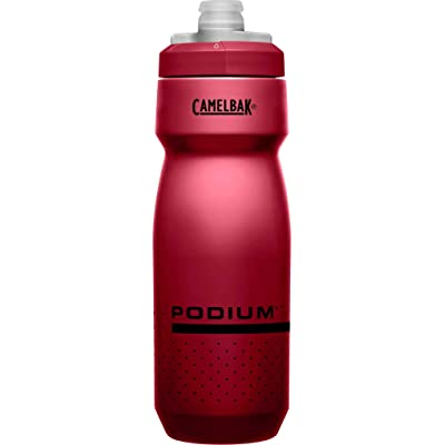 CamelBak Podium Botellas, Unisex Adulto, Granate, 0.71 Litre/24 oz