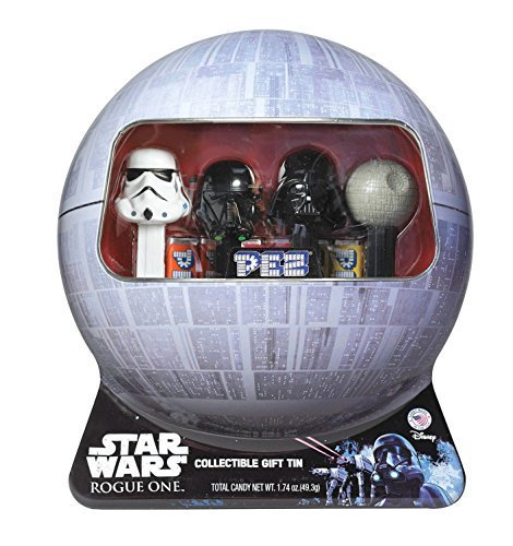 Pez Star Wars Rogue One Collectible Gift Tin -