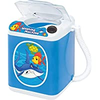 Premium Quality Washing Machine Toy for Kids(Non Battery Operational) JUST A Toy (Light Blue)