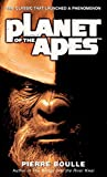 Book cover from Planet of the Apes by Pierre Boulle