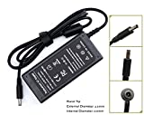19.5V 3.34 Ac Laptop Adapter Charger for Dell-Inspiron 11 3147 3148 3153 i3147; 13 7347 7352 7353 i7352 i7353 Inspiron 14 7000 7437, Inspiron 15 3000 5000 7000, Inspiron 17 5000, Chromebook 13 7310