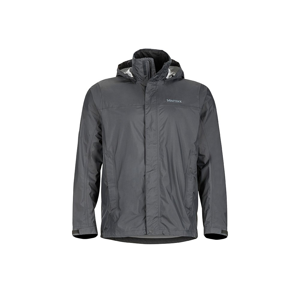 Marmot Men's PreCip? Jacket Slate Grey M none by Marmot