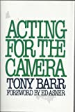 Acting for the Camera, Barr, Tony, 0060550090